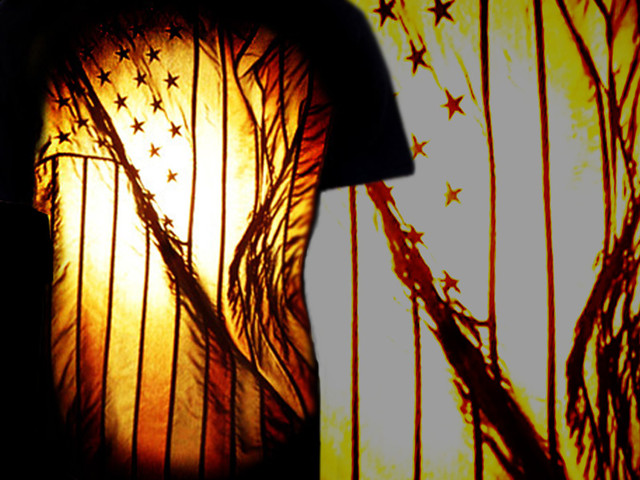 Golden Spangled Banner