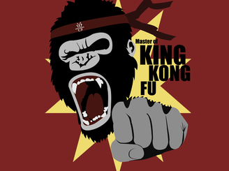 King Kong Fu! by Sidoneon