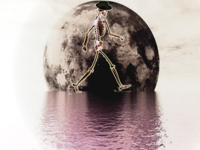 Dead Moonwalking