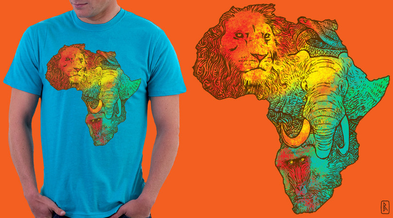 Colorful Africa