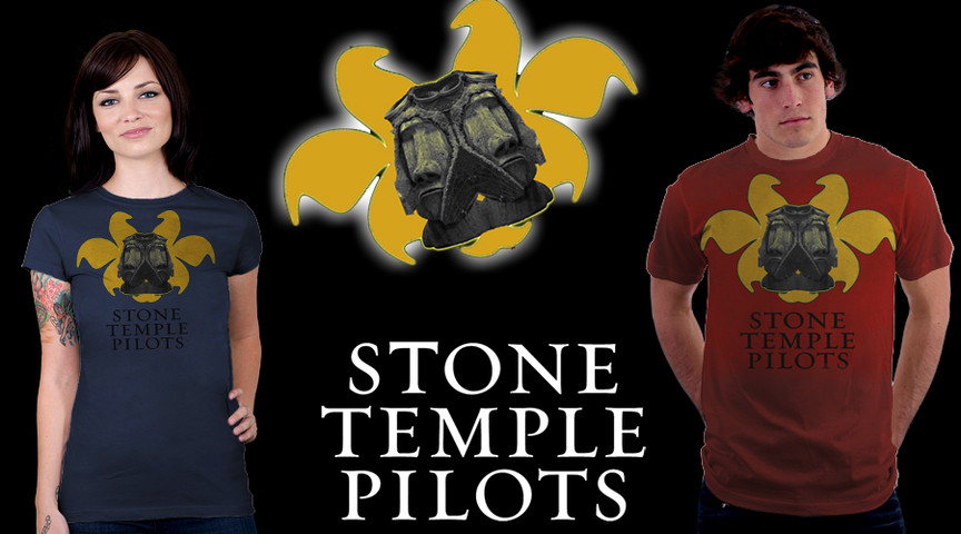 Literally STONE TEMPLE PILOTS