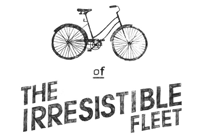 The Irresistible Fleet of Bicycles