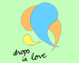 Drops in love by iLinkola