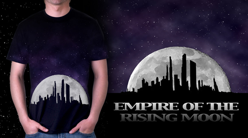 Empire of the rising moon