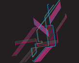 Lines of Tron by designbydisorder