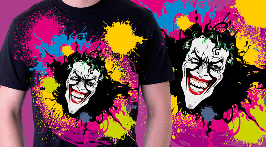 Tribute to the Joker