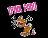 Pink Poo! by TwistedAnimation