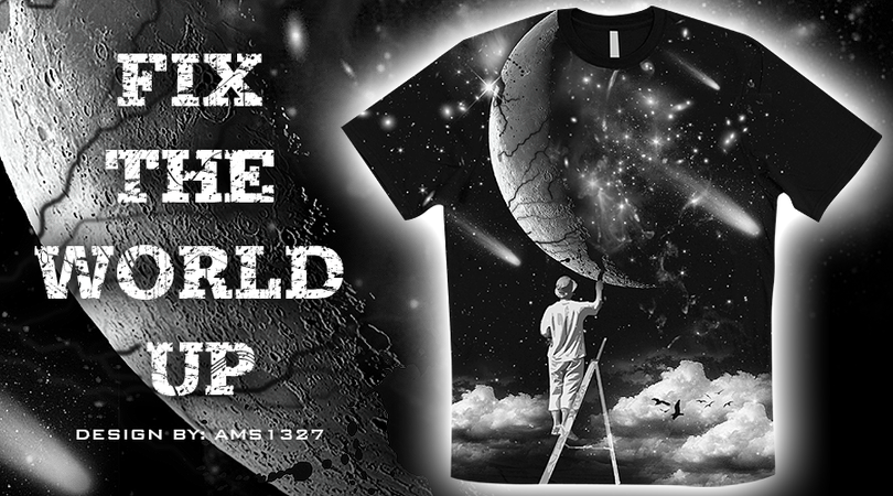 Fix the World up
