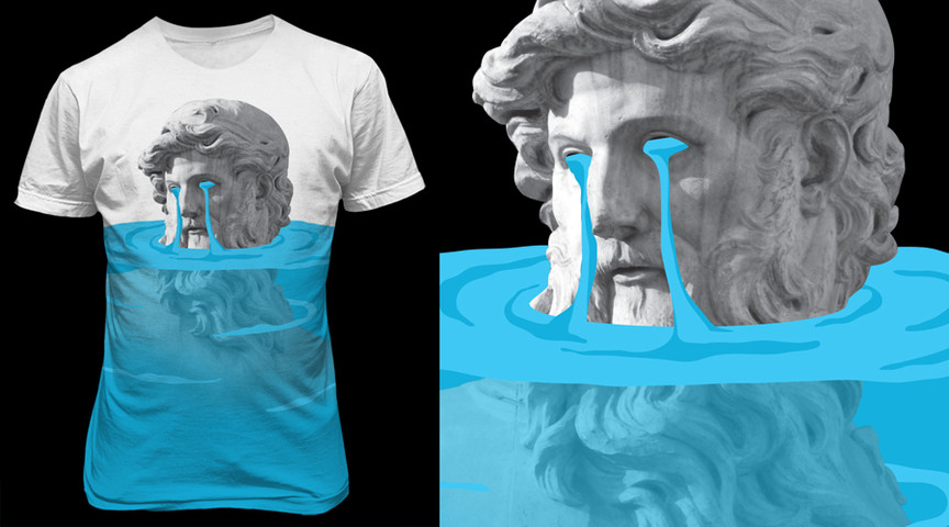 Tears of A Water God