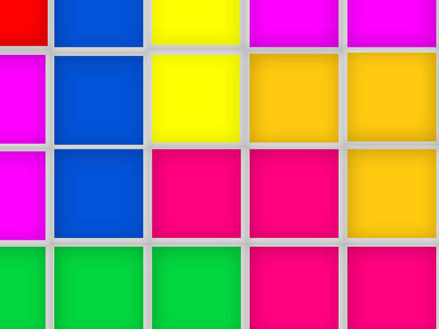 colors square