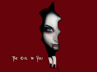 The Evil In You by Blackwinkle