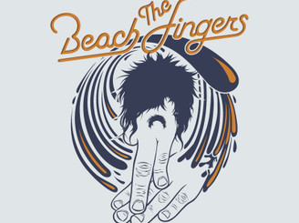 The Beach Fingers by pippi