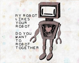 My Robot Likes by krisefe