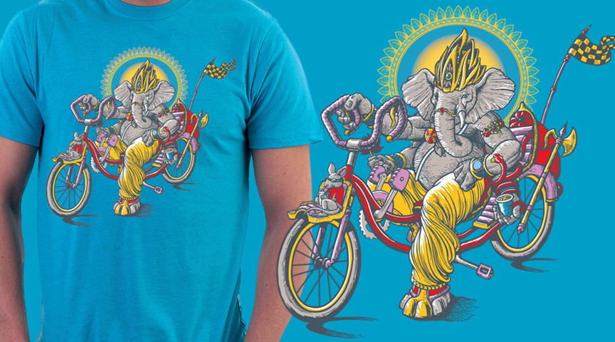 Ganesh Will Get You There