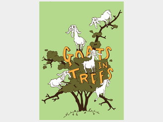 Goats in Trees by joeratterman