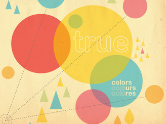 True Colours by Thepapercrane