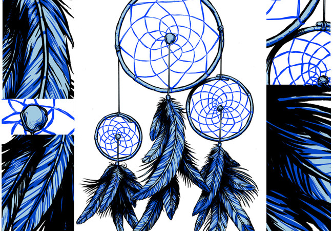WINTER DREAMCATCHER