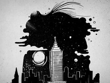 The City that Never Sleeps T-Shirt Design by