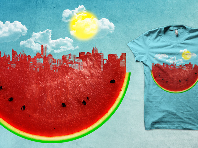 Watermelon City