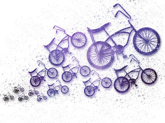 Of Bicycles and Dreams by Ikkie