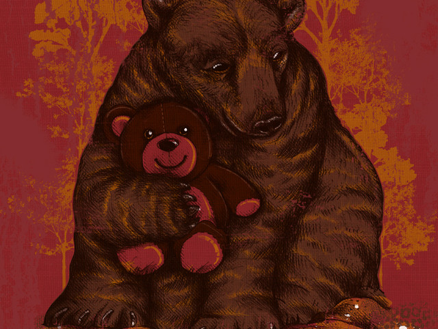 BFF (Bear Friends Forever) :D