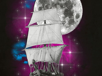 Sail to the Moon by thechild