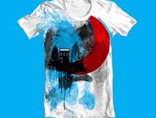Dream House T-Shirt Design by