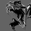 Wild Rage Raptor by JZeus