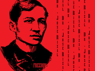 Rizal for Freedom by JZeus