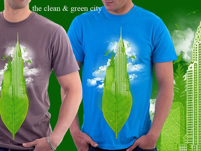 Clean & Green City