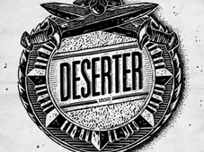 Deserter T-Shirt Design by