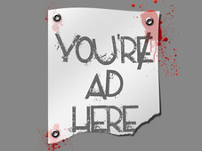 You're AD Here (What the ...!) T-Shirt Design by