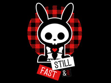 Still Fast & Cute ! T-Shirt Design by