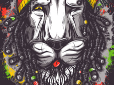 jah T-Shirt Design by