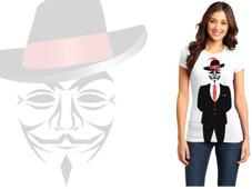 Anonymous 1. (Update) T-Shirt Design by