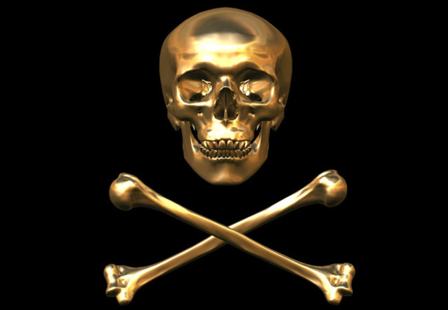 Alchemist's Skull and Bones