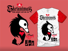 All Heart T-Shirt Design by