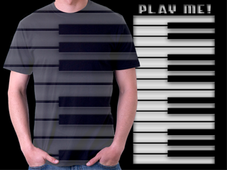 Play Me! T-Shirt Design by