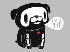 I Still Bite - Maxx T-Shirt Design by
