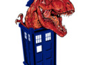 Dinosaur in the TARDIS