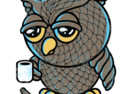 Owl I want is Coffee