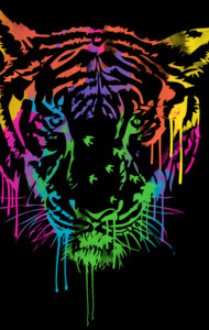 WILD & COLORFUL T-Shirt