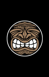 Tiki face T-Shirt