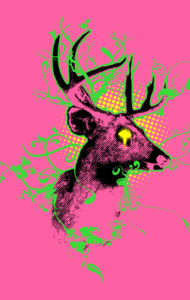 Deer Magic T-Shirt