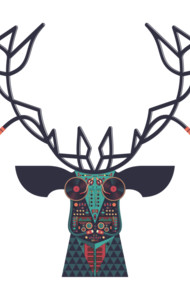 DJ Deer T-Shirt