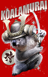 THE RISE OF KOALAMURAI T-Shirt
