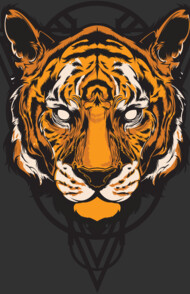 Yep, A Tiger! T-Shirt