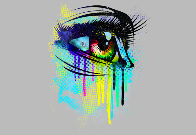 Tears of Colors
