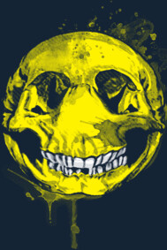 Happy Skull T-Shirt