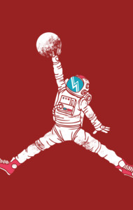 Space Dunk T-Shirt
